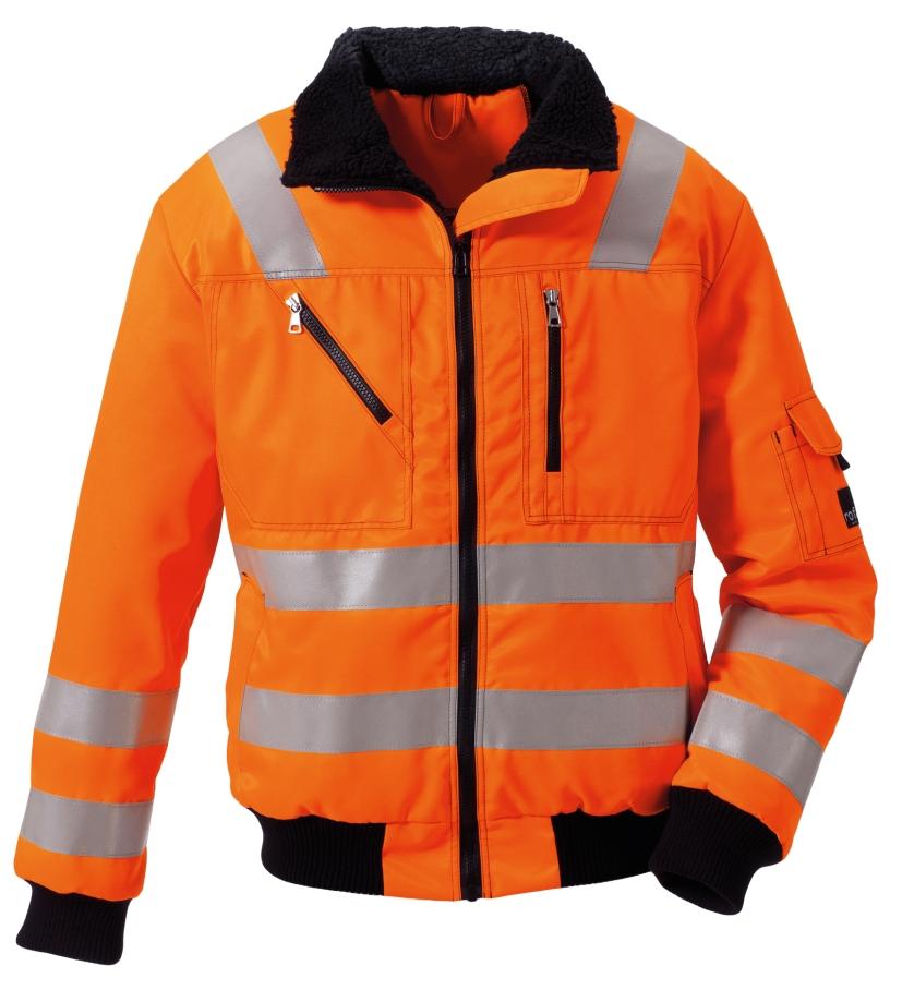 Warnschutz- & Winterblouson 490
