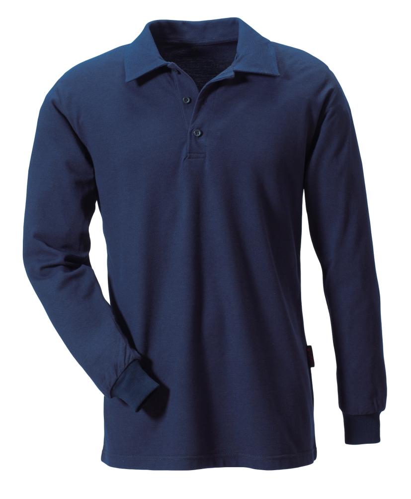 Poloshirt  langarm 115
