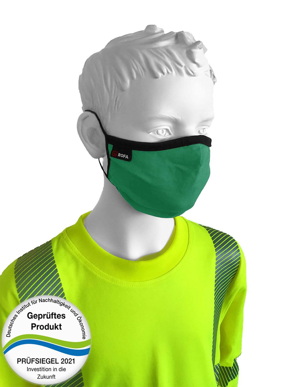 Kinder-Mund-Nasen-Maske mit Gummi